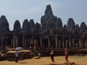 Etched In Stone: Cambodia's Khmer Empire
