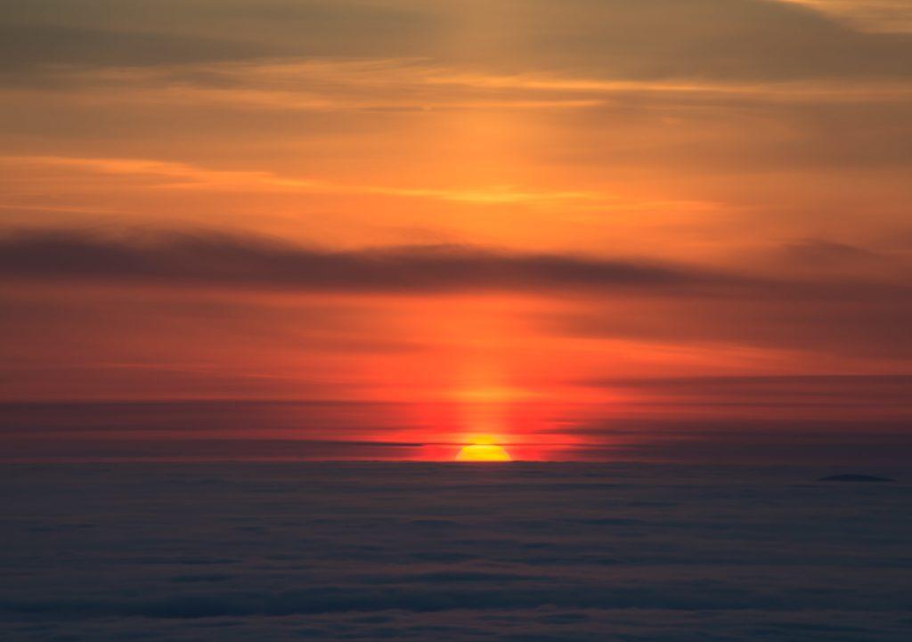 Sunset Inspiring