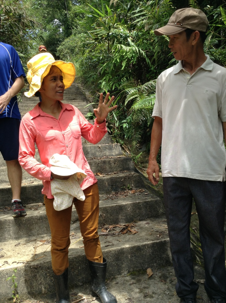 Indigenous Vietnamese Woman