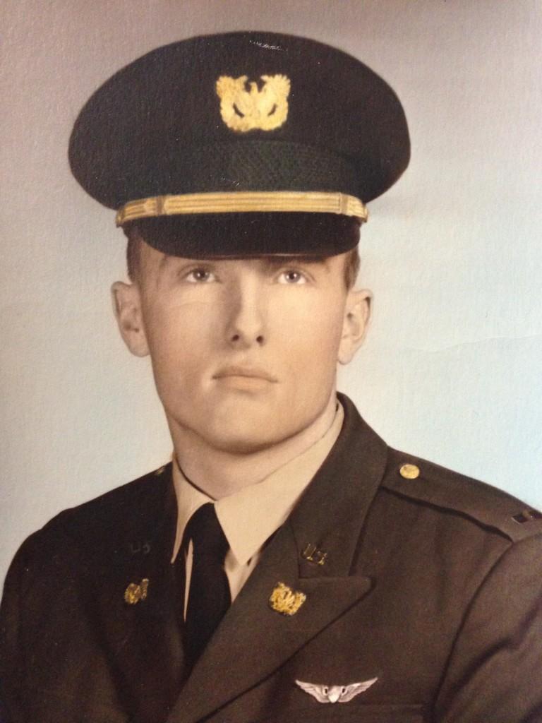 Dad's Uniform in Vietnam