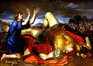 David the Shepherd, King, and Murderer