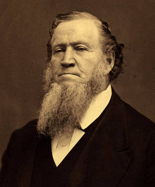 Mormon Prophet Brigham Young