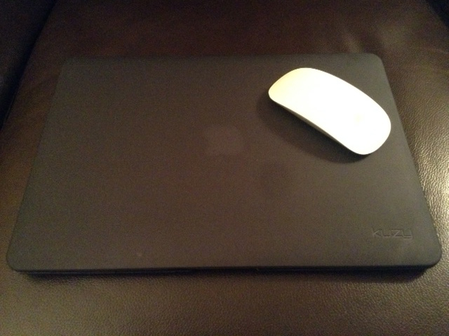 13-inch Macbook Air with Magic Mouse