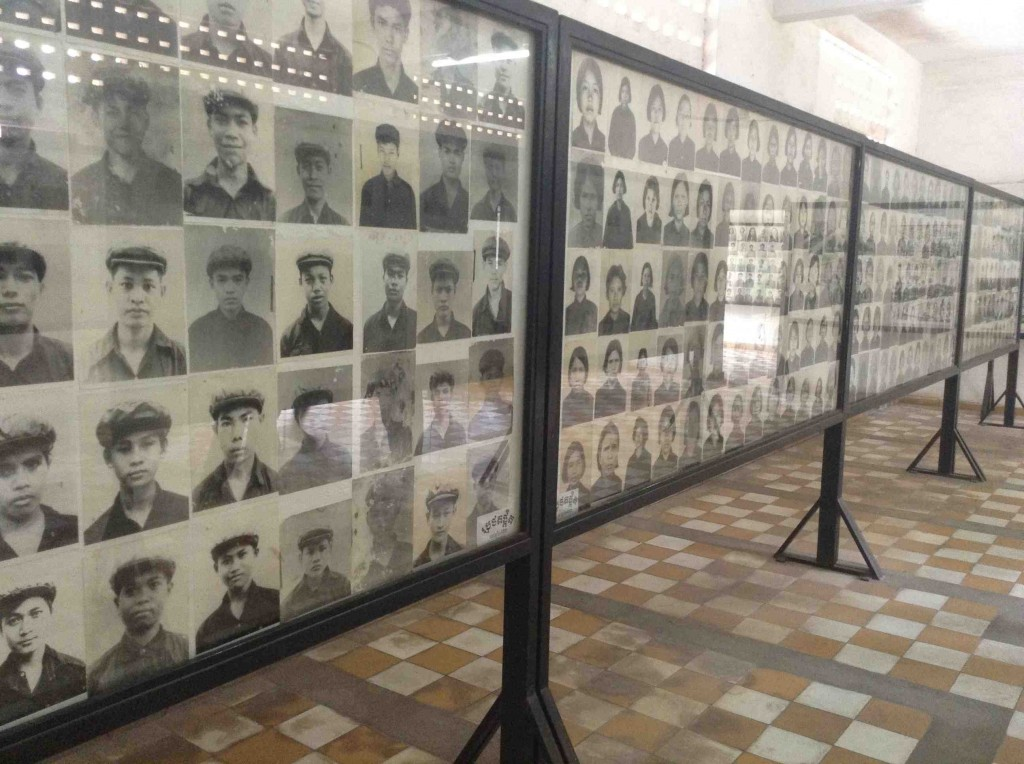 Victims of Khmer Rouge