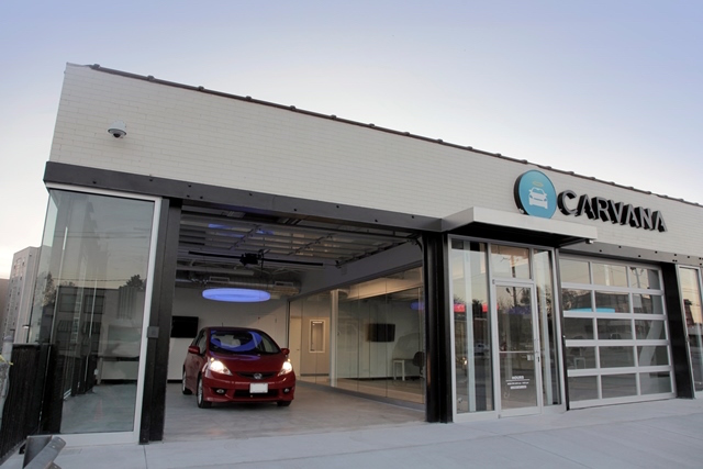 Carvana Vending Machine
